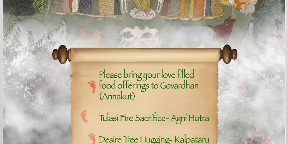 Govardhan Puja   28th October 2019