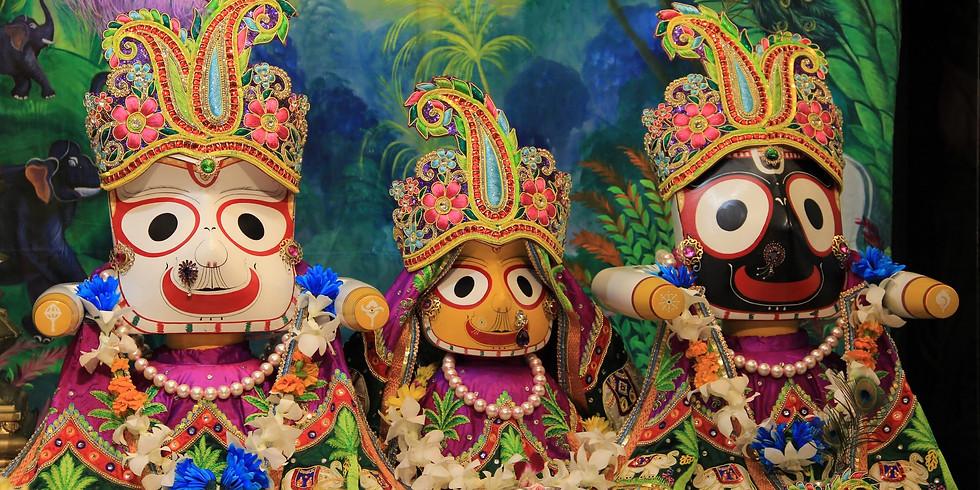Jagannath Snana Yatra. (1)