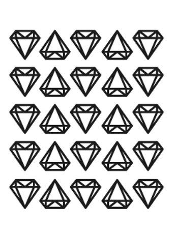 Adesivo Diamante