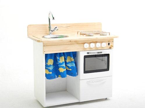 cozinha do vovo Dino