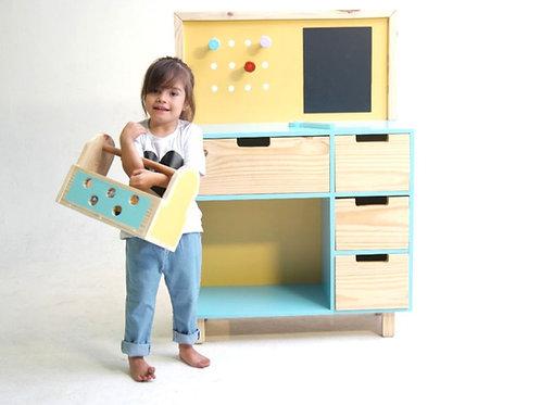 Oficina mecânica infantil