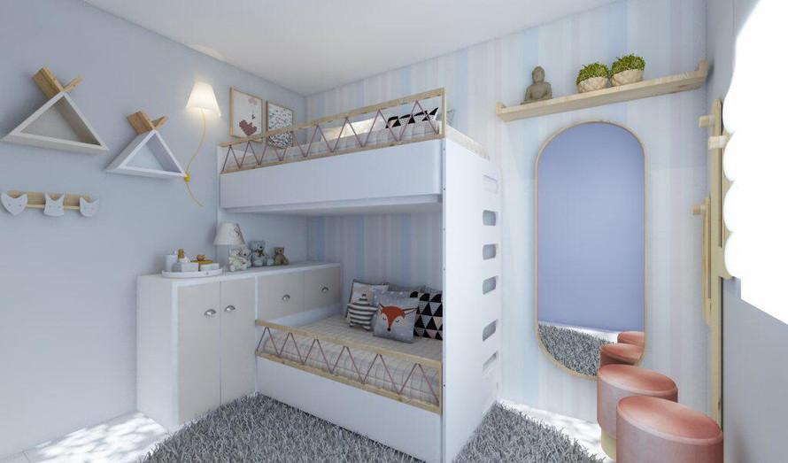Projeto on LINE Teepee Sweet Home