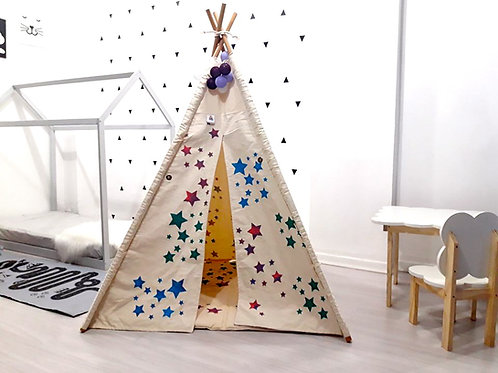 Cabana Estrelas Candy Colors