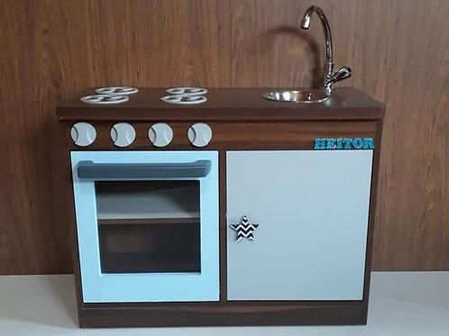 Uni cozinha