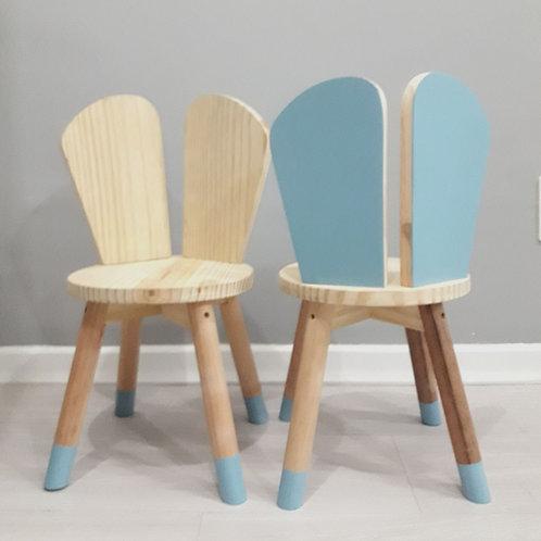 Cadeira coelhinho palito