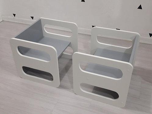 Cadeira Cubo (valor unitário)