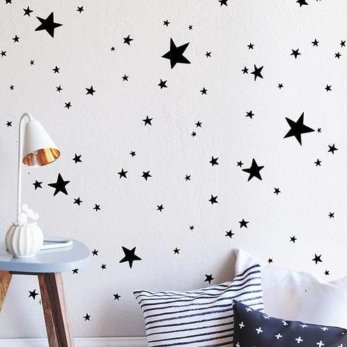 Adesivo de Estrelas