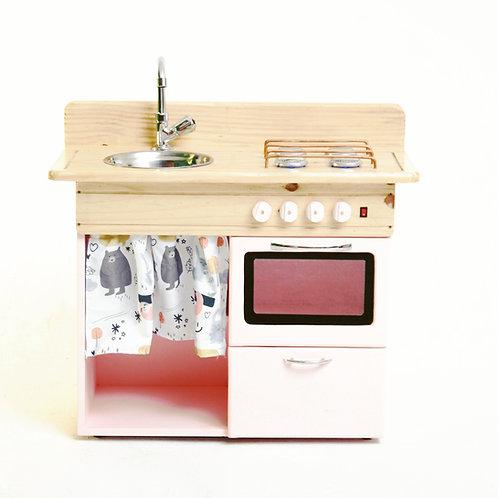 Cozinha do vovô rosa!