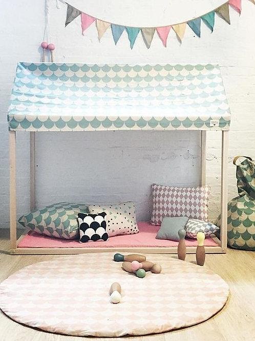 Telhado cama casinha