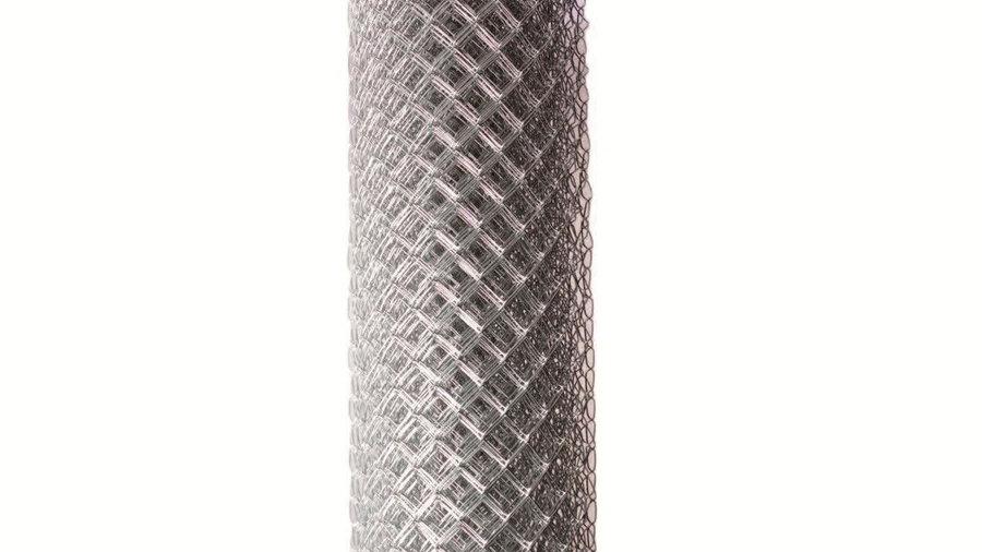 4' Chain Link Fabric, 11-1/2 Gauge, 50' Roll