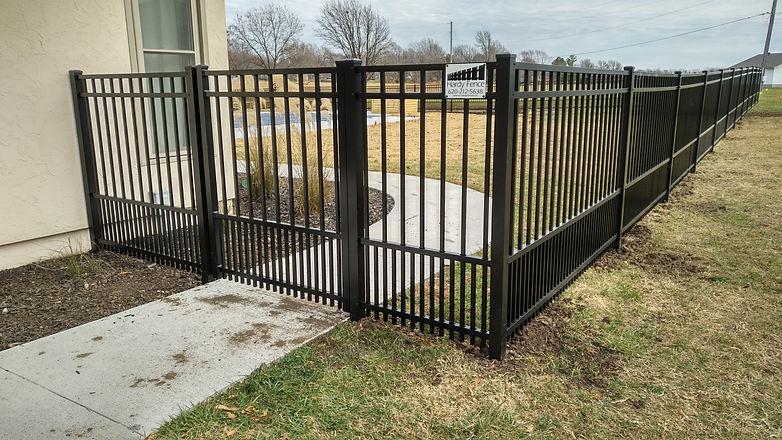 "Alumi-Guard 54"" Pool Fence Aluminum"
