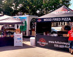 Full Circle Wood-Fired Pizza