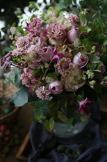"""Mallow Bouquet """"Basic"""""""