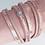 Thumbnail: The Soho Wrap-around Bracelet