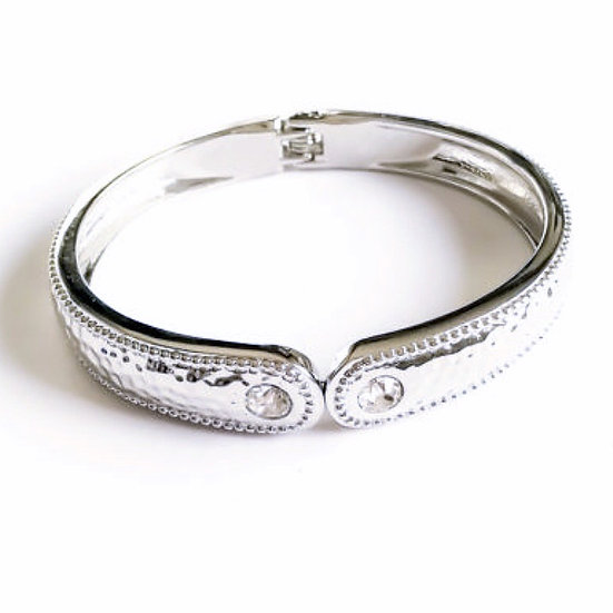 Crystal Detail Bangle