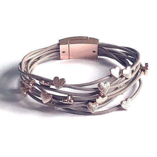Leatherette Bracelet