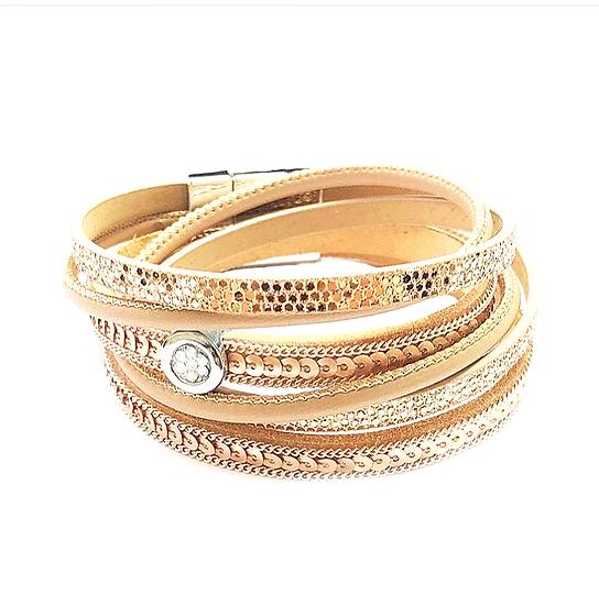 The Soho Wrap-around Bracelet