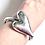 Thumbnail: Heart On My Sleeve Bracelet