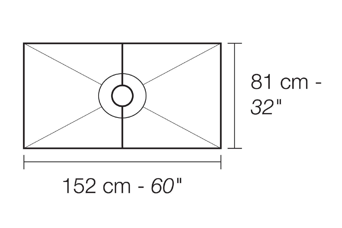 SHOWER KIT 32x60