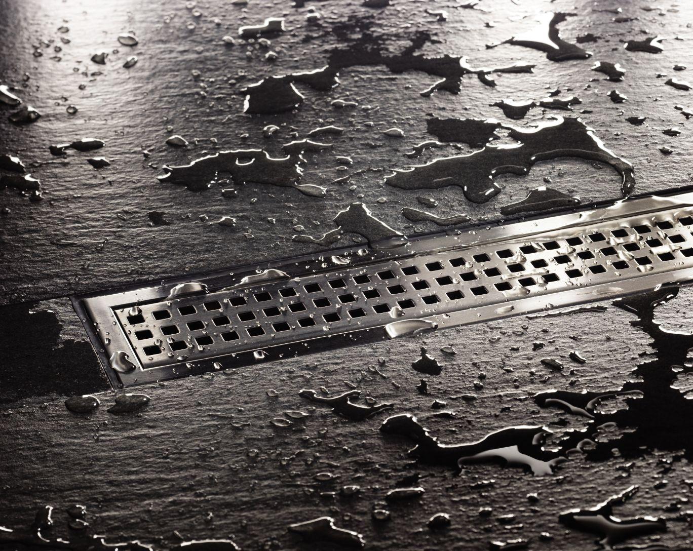 Kerdi Line Perforated Drain