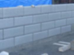 石塀ブロック