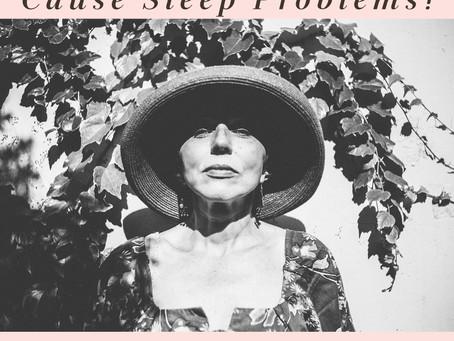 Can Menopause Cause Sleep Problems?
