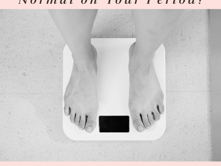 How Much Weight Gain Is Normal on Your Period?