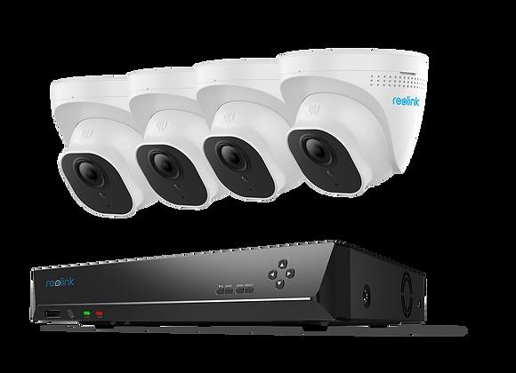 Unrivalled 4K UHD Kit for Complete Surveillance