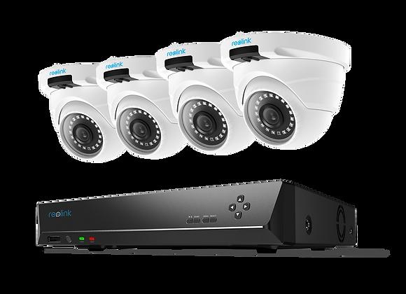 Round-the-Clock Security in 5MP/4MP Super HD