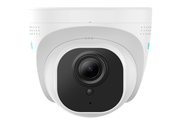 5MP PoE IP Camera with 3X Optical Zoom