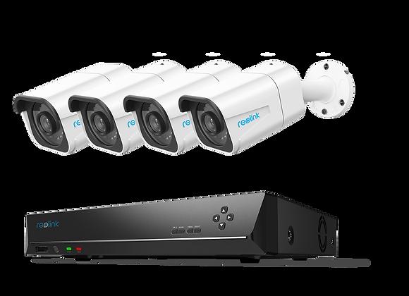 4K Ultra HD - Redefines 24/7 Video Surveillance