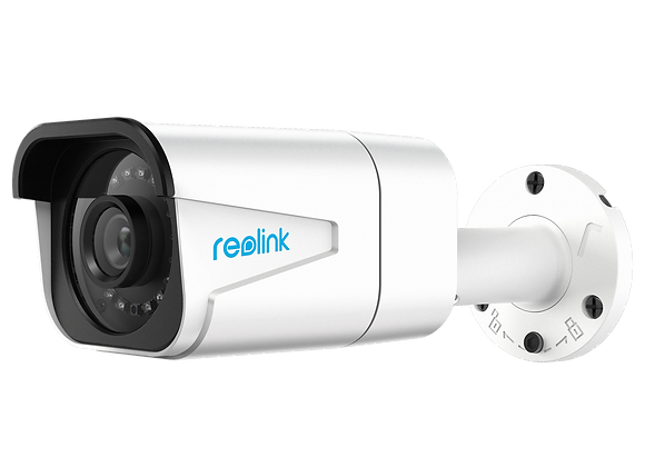 Reliable 5MP PoE Camera Protects You Inside & Out