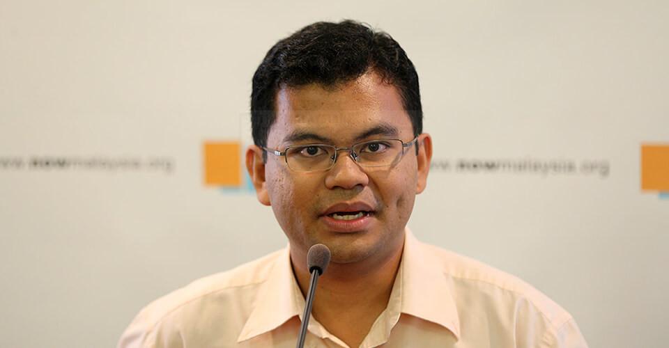 Layan ahli parlimen PN, PH sama rata