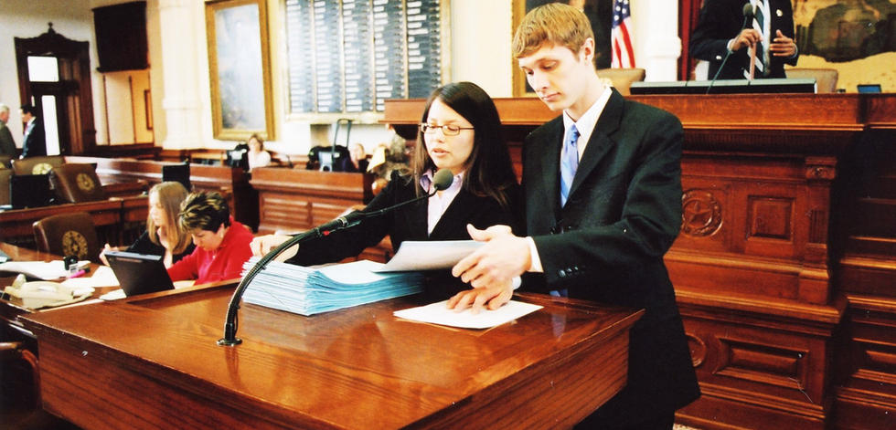 Legislative Reading Clerk
