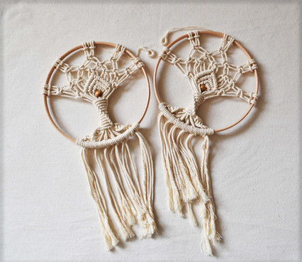 Macrame Dream Catcher Workshop