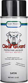 clear guard protective lacquer for patinas