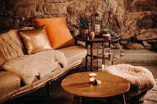 Cozy wedding venue in northern california