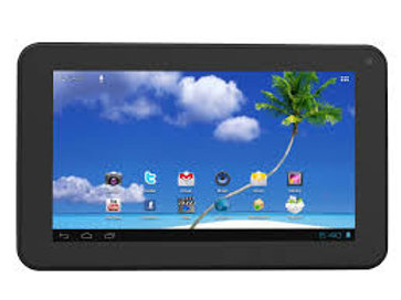 "PROSCAN 7"" TABLET PLT-7130G WITH CASE"