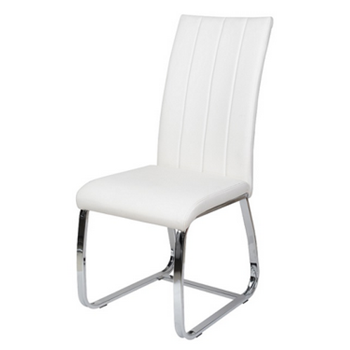 TRACY Faux Leather Dining chair