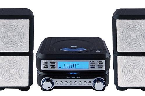 SYLVANIA CD SYSTEM SRCD8048BT