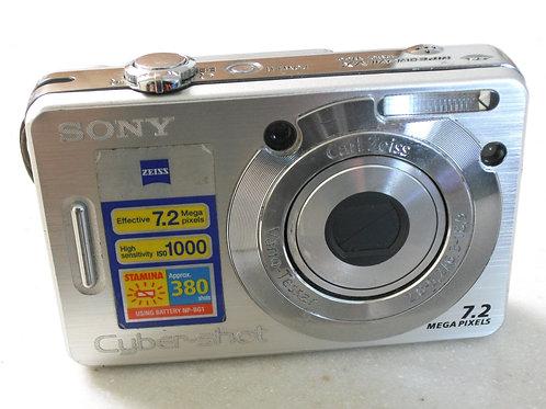 Sony Digital Camera DSC-W55