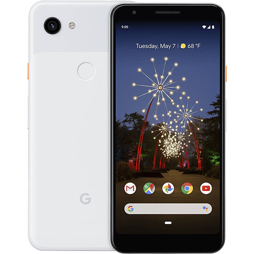 GOOGLE PIXEL 3A XL 64GB BRAND NEW IN BOX WITH 2 YEAR GOOGLE WARRANTY