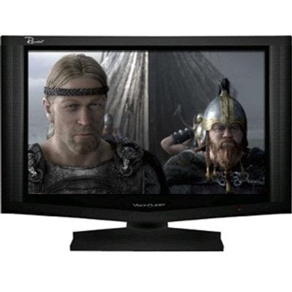 """APEX 24"""" LED TV LE2412"""