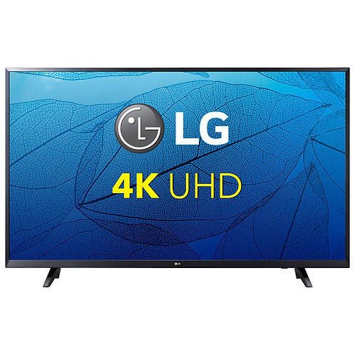 "43"" 4K UHD HDR LED Smart TV (43UJ6200)"