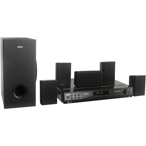 RCA HOME THEATRE SYSTEM RT2911
