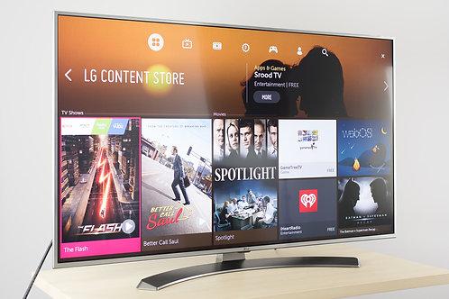 """LG 55"""" 4K SUPER UHD SMART LED TV (55UH7700)"""