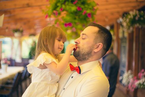 Siostra Olka z Tatą