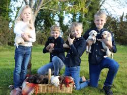Pups & Kids