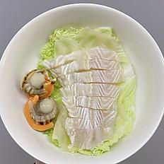 Fish & Scallop (100g)