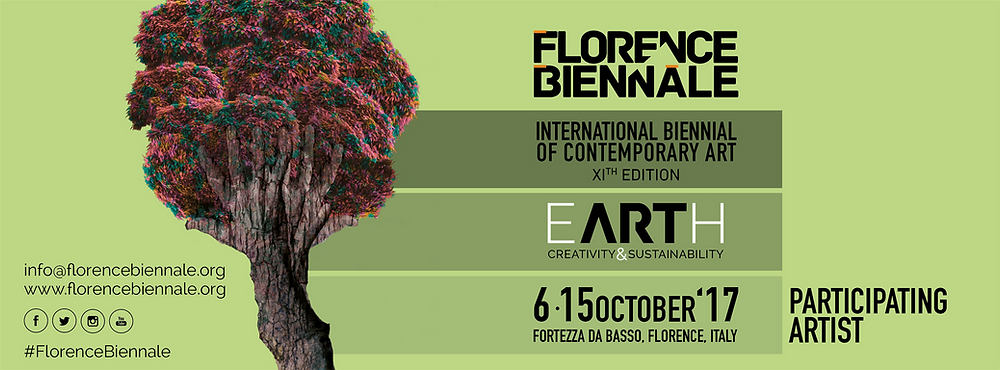 Going to accept International Prize Colosseo in Florence this October. Come and join me, it's a lot of fun in beautiful Florence.